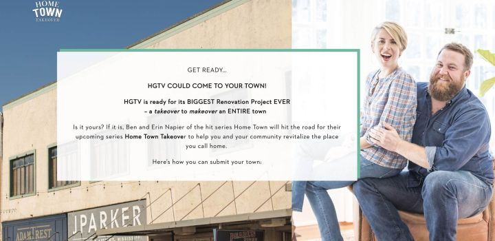 Village of Wappingers Seeking Community Involvement to Get on HGTV's Biggest Renovation Project: Home Town Takeover