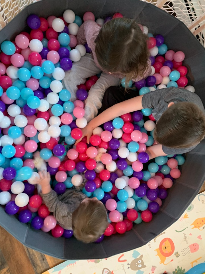 This Adorable Ball Pit from Amazon Will Keep Your Kids Entertained for Hours